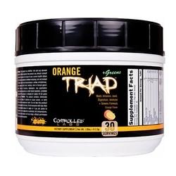 Controlled labs orange triad + greens 408 g