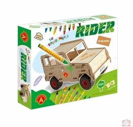 Składaki drewniaki rider 4562