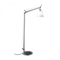 Artemide :: lampa podłogowa tolomeo basculante lettura satyna