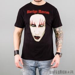 Koszulka amplified - marilyn manson