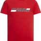 Koszulka scuderia ferrari logo czerwona - czerwony