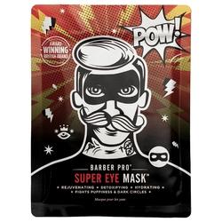 Barber pro super eye mask - odmładzająca maska na oczy na cienie pod oczami
