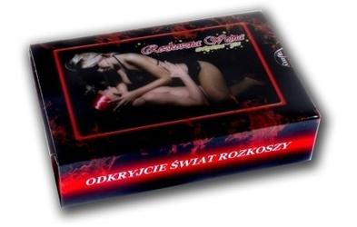 Sexshop - erotyczna gra karciana rozkoszna wojna - online