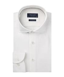 Męska koszula biała 45
