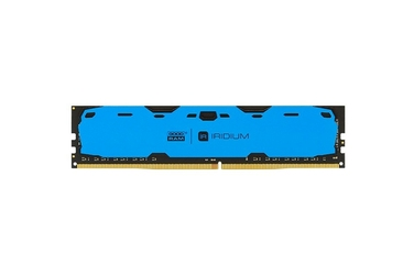 GOODRAM DDR4 IRIDIUM 8GB2400 15-15-15 10248 Niebieska