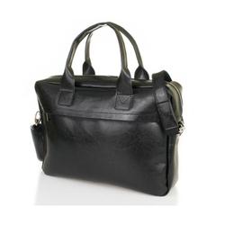 Męska torba na ramię laptop brodrene b03 czarna