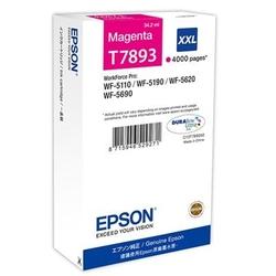 Tusz oryginalny epson t7893 c13t789340 purpurowy - darmowa dostawa w 24h
