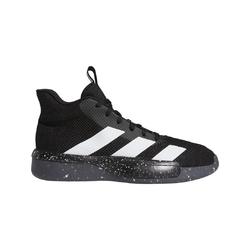 Buty koszykarskie adidas pro next 2019 - ef9845 - core black