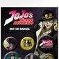 Jojos Bizarre Adventure Characters - przypinki