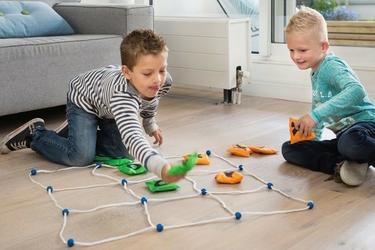 Gra buiten speel - gra kółko i krzyżyk do układania w domu i na dworze