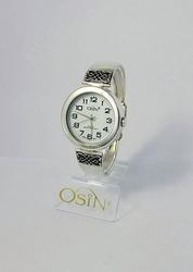 Zegarek srebrny o109