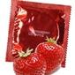 Prezerwatywy truskawkowe