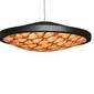 Lzf :: lampa wisząca cervantes czarna21 ze ściemniaczem