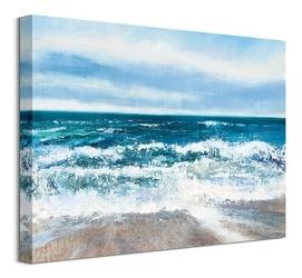Pull of the tide - obraz na płótnie