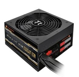 Thermaltake zasilacz smart se 550w modular sprawność 80+ gold dla 230v, 2xpeg, 140mm, single rail