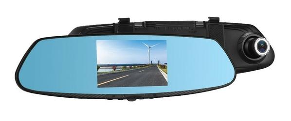 Vordon dvr-190 wideorejestrator - lusterko - kamera cofania