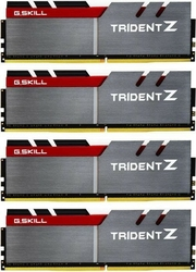 G.SKILL Pamięć DDR4 64GB 4x16GB TridentZ 3200MHz CL15-15-15 XMP2