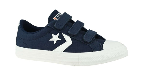 Converse star player low kids 667547c 38 granatowy