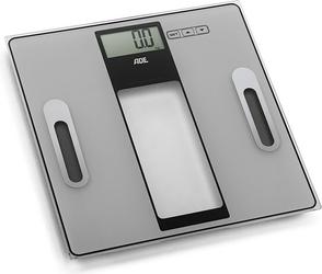 Waga łazienkowa z analizą BMI Tabea czarna