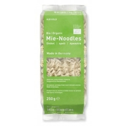 Makaron orkiszowy noodle bio 250 g - alb-gold