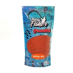 Zanęta teddy fisher special red 1 kg