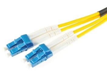 Patchcord światłowodowy sm 0,5m duplex 9125, lcupc-lcupc 3.0mm - szybka dostawa lub możliwość odbioru w 39 miastach