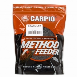 Granulat zanętowy pellet 5mm wanilia 1kg carpio