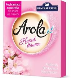 Arola General Fresh, Kwiatowy,  pochłaniacz zapachów do koszy na śmieci, 1 sztuka