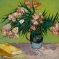 Oleanders, vincent van gogh - plakat wymiar do wyboru: 30x20 cm