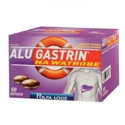 Alugastrin na wątrobę x 50 kapsułek