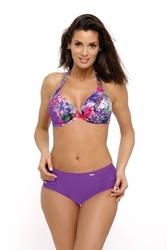 Kostium kąpielowy marko petra purple m-520 3