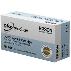 Tusz oryginalny epson pjic2lc c13s020448 jasny błękitny - darmowa dostawa w 24h