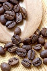 Ziarna kawy - fototapeta
