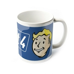 Fallout 4 logo - kubek