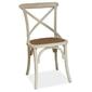 Krzesło dinton białe