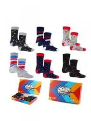 Skarpety orlovski bomb socks mix 3 a6