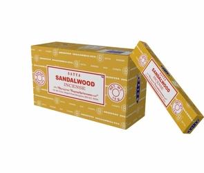 Kadzidełka satya sandalwood drzewo sandałowe - 15g