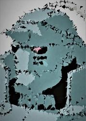Polyamory - alphonse, fullmetal alchemist - plakat wymiar do wyboru: 30x40 cm