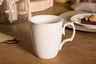 Kubek porcelana mariapaula ecru 360 ml
