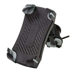 LogiLink Uchwyt rowerowy na smartfona z podwójnym zamkiem