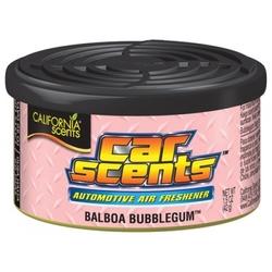 California scents puszka zapachowa do auta bubblegum zapach guma do żucia bestseller