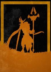 League of legends - azir - plakat wymiar do wyboru: 21x29,7 cm