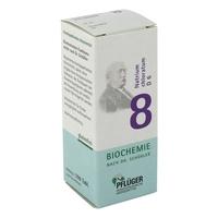 Biochemie pflueger 8 natrium chlorat.d 6 tabl.