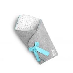 Colorstories rożek niemowlęcy milkyway mint