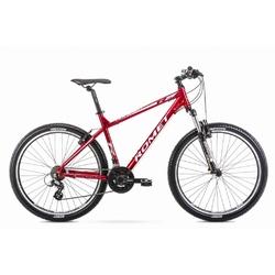 Rower górski romet rambler r7.0 27,5 2020, kolor czerwony, rozmiar 17