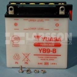Akumulator yumicron yuasa yb9-b 1110120 aprilia rs 125, piaggiovespa px lusso