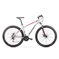 Rower górski romet rambler r9.1 2021, kolor srebrny, rozmiar 21