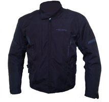 Gareth kurtka tekstylna krótka model easy kolor czarny
