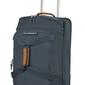 Torba na kołach american tourister alltrail 55 cm czarna - navy blue