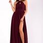 Evalola sukienka oberżyna 51009-2